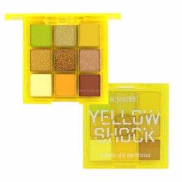 Paleta de Sombras Yellow Shock SP Colors