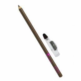 Lápis de Olho Marrom com Apontador